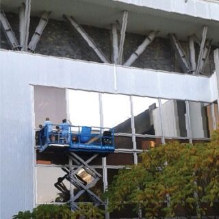 Fényszűrés és hővédelem a kórházban ablakfólia segítségével